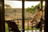 Bushveld views from a room at Stanley & Livingstone Hotel - Victoria Falls accommodation