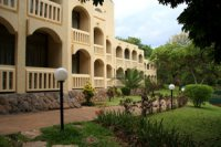 The Rainbow Hotel in Victoria Falls