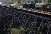 Tour of the historic Victoria Falls Bridge