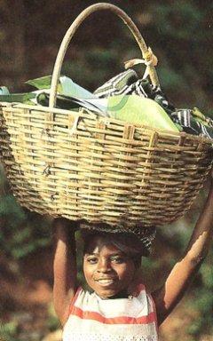 Child in Zimbabwe
