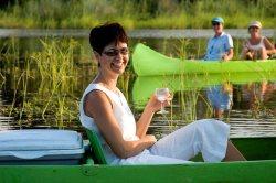 Zambezi wine route