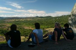 Kings view Great Zimbabwe