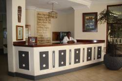 Sprayview hotel reception