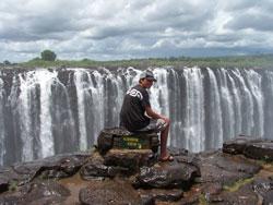 Tour of Victoria Falls Rainbow View
