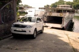 Kariba Car Ferry