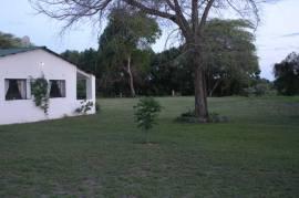 House on the Zambezi River