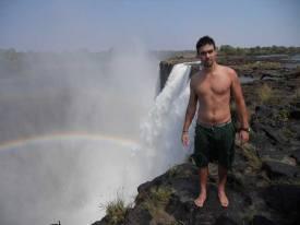 Victoria Falls Devils Swim
