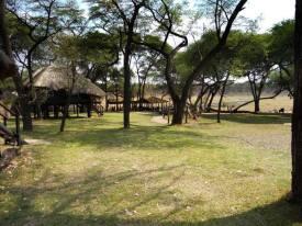 Sikumi Lodge Hwange