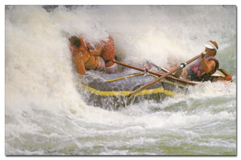 how to become a white water rafting guide