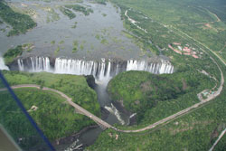 Vicoria Falls