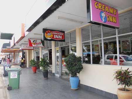Chicken Inn, Pizza Inn, Creamy Inn - Innscor Victoria Falls