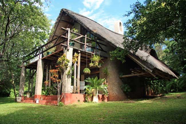 Victoria Falls house