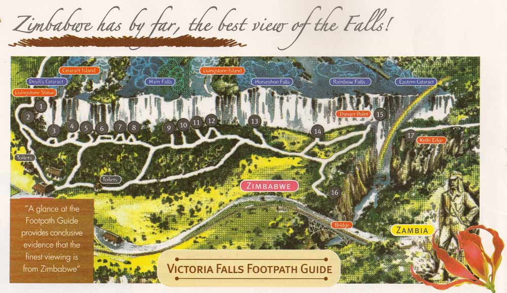 of Victoria Falls