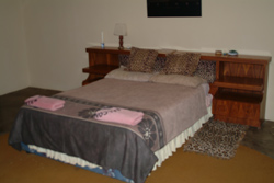 lorries Bed and Breakfast double room