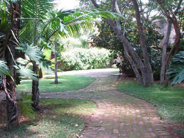 Outpost Africa Garden