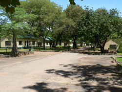 Victoria Falls Rest Camp Grounds