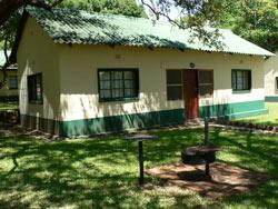 Victoria Falls Rest Camp Lodge