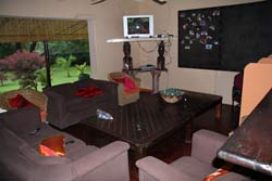 Savanna Lodge TV Lounge
