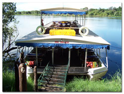 Sunset Cruise on Zambezi River