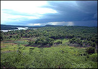 Surrounding Zambezi wilderness - Zambia Wilderness Ranch
