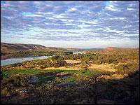 Beautiful wilderness surrounding the Zambia Wilderness Ranch
