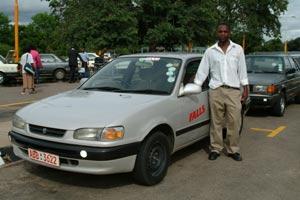 Victoria  Falls Airport Taxi