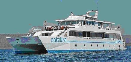 Catalina Houseboat on Lake Kariba