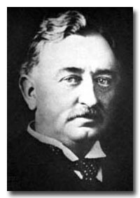 Portrait of Cecil John Rhodes
