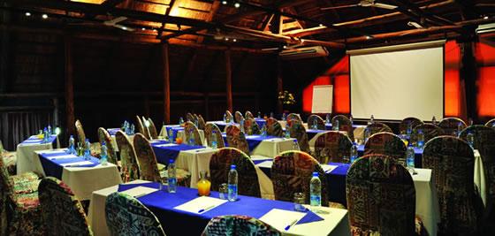 Victoria Falls conference venue
