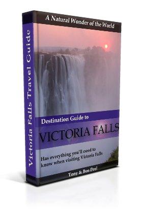 Victoria falls guide book