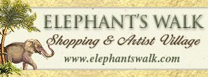 Elephant's Walk Mall in Victoria Falls, Zimbabwe
