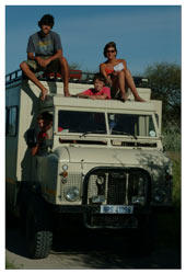 Family Holiday in Botswana
