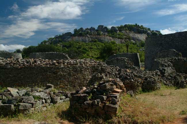 ancient zimbabwe ruins
