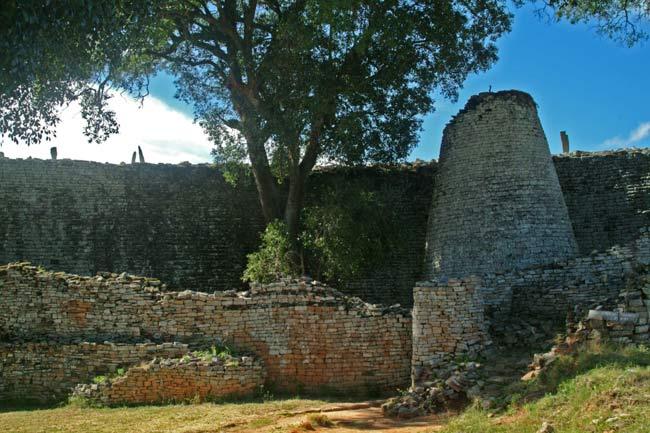 Ancient Zimbabwe - Great Enclosure