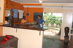 Savanna Lodge Reception