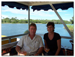 Zambezi River Sunset cruise
