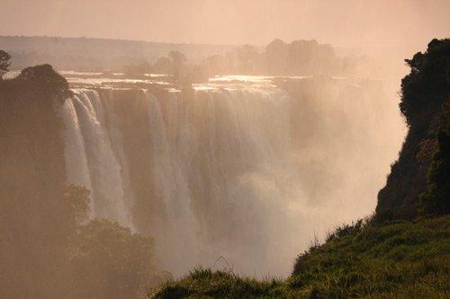 Pretty Picture Victoria Falls
