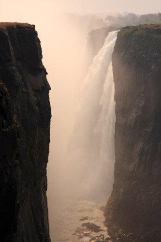 Scenic photo of Victoria Falls