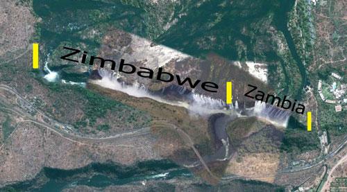 Victoria Falls - Zimbabwe or Zambia