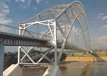 Birchenough Bridge in Zimbabwe