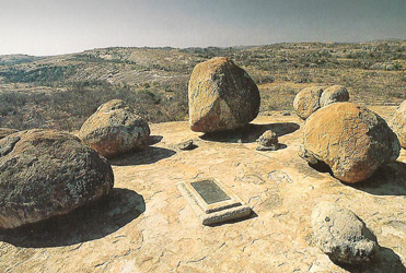 The Matobo Hills Zimbabwe