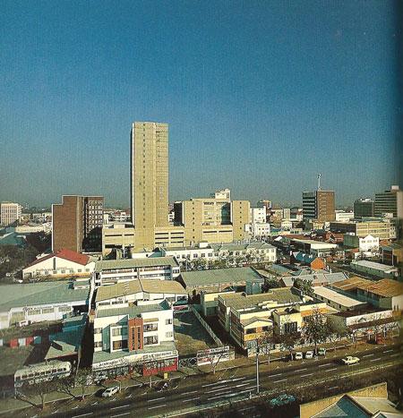 City of Bulawayo in Zimbabwe
