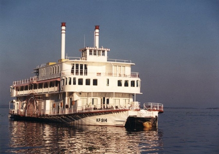 Southern Bell - Houseboat on Lake Kariba