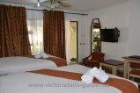 Pamusha Lodge room - budget Victoria Falls accommodation