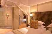 Beautiful rooms at Victoria Falls Safari Suites