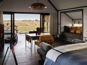 Luxurious room witbh views of the Okavango Delta at Eagle Island Lodge - Botswana