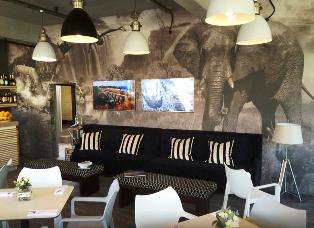 Shearwater Cafe, Victoria Falls Zimbabwe