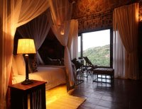 Big Cave Lodge in Matobo Hills area - Zimbabwe