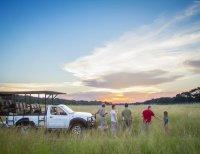 Ivory Lodge game drive - Hwange, Zimbabwe