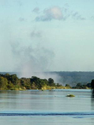Slashed prices in the Victoria Falls activity package which includes a sunset cruise on the Zambezi River